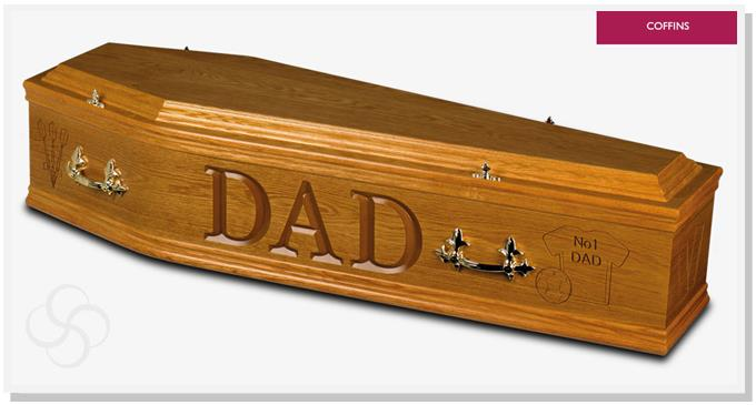 Personalised Coffins £550.00