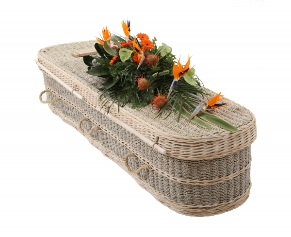 The Seagrass Coffin £590.00